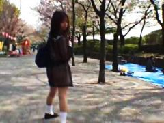 interracial, public, big tits, asian, uniform, amateur, schoolgirl, outdoor, flasher, japanese
