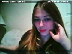 Very first time on webcam300130