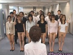 Half bare japanese damsels demonstrating off part2