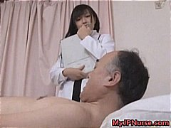 doctor, handjob, japanese, part4, fetish, horny, asian, hardcore, cock, uniform, hairy, nurse