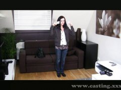 Audition steaming magic labia