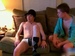 Damien and william's very first time on cam part6