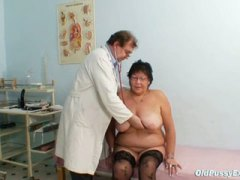 fat, mature, old woman young man, busty, horny, fat mature, granny, grandpa, old & young, doctor,
