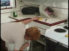 Classic granny diane richards plumbed in kitchen