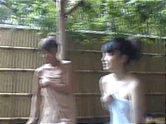 blowjob, japanese, voyeur, getting, babe, outdoor, hot, group, chick, interracial, asian, public