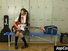 japanese, uniform, gets, music, fetish, young, lockerroom, sweet, licked, teacher, asian