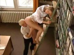 Blonde tyra misoux is a steaming librarian who likes a fine penetrate