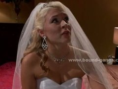 Bride compelled to entertain in terrible gang penetrate hook-up throat beaver a