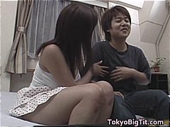babe, japanese, teen, group sex, sperm eating, busty, sperm, big tits, asian, boobs, amateur