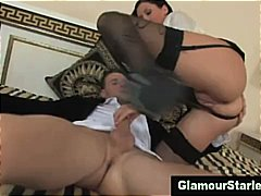 pussy, stockings, fucked, posh, threesome, european, babe, fucking, nylon, banging, glamour, gets
