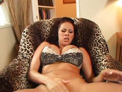 Gianna Michaels, masturbācija