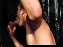 Giant boner feast gay throating porn part4