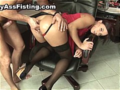 cumshot, fisting, threesome, asshole, anal, extreme, whore, part4, hardcore, gets, horny, dildo