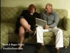 Huge granny still has lust