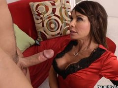 Jenla moore  johnny castle in my pals warm mom