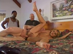 Mature gets fine anal invasion