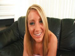 barbie cummings,  ejaculation interne, jeune fille, interracial, blondes, pov, belles femmes