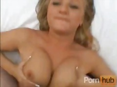 Jessica dee gives the hottest oral job and titfuck ever