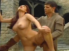 Outdoor costume porn with tera patrick
