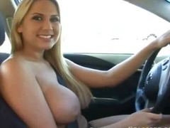 Alanah rae - license to drive nude