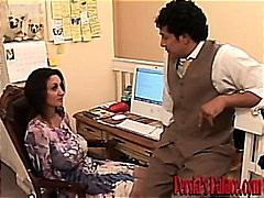 Persia monir - office hookup