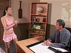 Delicious alicia angel ass-fuck with the principal