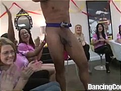 blowjob, orgy, big cock, interracial, black, group sex, ebony, dancing,