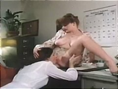 Vintage porn with these pros munching honeypot in the kitchen