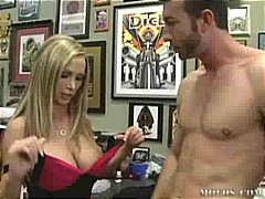 Nikki benz - birthday facial