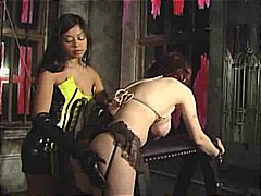 bondage, orgasm, gagging, big tits, corset, wax torture, bdsm, slave, torture, dungeon, asian