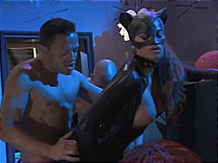 Alexa nicole & madelyn marie. . . group hook-up in gotham!