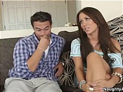 Capri cavanni likes getting pumped from behind