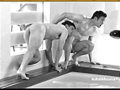 Nude rugby guys