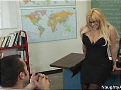 Shyla stylez enormous bra-stuffers juggle from screwing a student