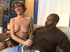 Lustful irish mummy takes a bbc
