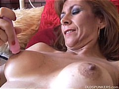 Handsome mature redhead is feeling wild
