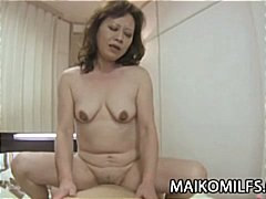 japanese, missionary, mom, homemade, shaved pussy, cowgirl