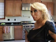 holly halston,  milf, anaal, hard,