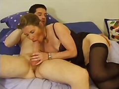 Mature french  two