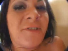 Sandra Romain, driesaam, anaal, hard