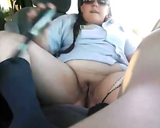 public nudity, masturbation, naomy, bbw,