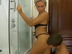 Scorching russian mom