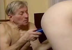 Cut asian daughter banged fine