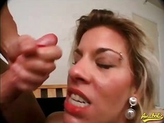 fetish, toe sucking, rimjob, blowjob, whore, big cock