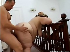 Giant old mature housewife gets her taut part4
