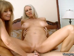 Darla crane and emma starr have messy three way