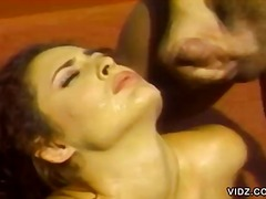 Nymph randee lee is undisputed double penetration goddess