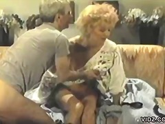 Mature couple loves a super hot smash session