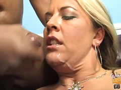 Jocklyn stone mamma packed with spunk and her son watch