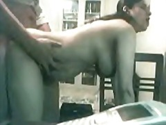 Lucknow paki dame blows 4 inch indian muslim paki man meat on webcam